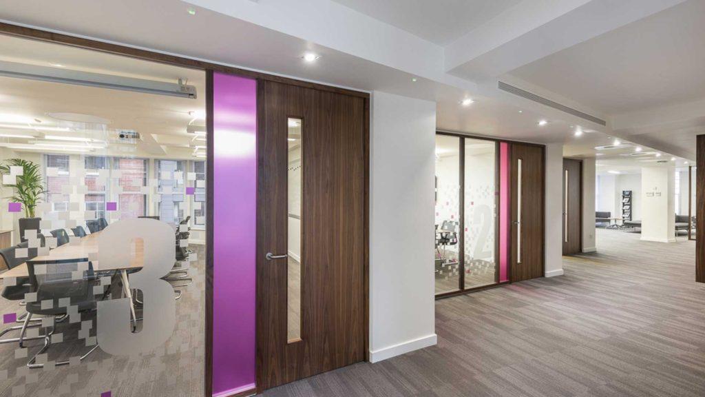New Regional Office MACE Group - Edmond Street - CG Reynolds